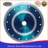 4-9 lámina de corte del granito del diamante de las herramientas de corte del granito de la pulgada