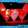 Creative DJ Club Triângulo interior P5, tela de LED