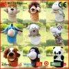 Jouets mous bourrés de marionnette de main d'animaux de peluche de jouet pour des gosses/enfants
