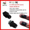 De mini Camera van kabeltelevisie 90 de Graad Camera van de Hommel van het Voltage van de Lens Brede Mini met Audio