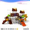 Инженерство LLDPE, гальванизированное стальное материальное напольное оборудование спортивной площадки для малышей