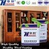 Huaxuan PU 높은 충만 광택 있는 까만 최고 외투 나무로 되는 가구 페인트