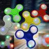 LED-Licht-Unruhe-Spinner-Finger ABSedc-Handspinner