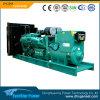 Комплект генератора 1500kVA Китая более дешевый хозяйственный открытый тепловозный для промотирования