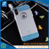 Geval van de Telefoon van het Plateren van de kleur het Passende voor iPhone 8 Geval