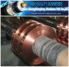 Double bande de cuivre latérale de Mylar pour des câbles