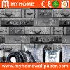 Spezielles Design PVC Vinyl Wallpaper mit Fall