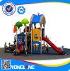 Campo de jogos plástico da segurança 2015 ao ar livre (YL-E033)