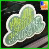 Etiqueta publicitaria auta-adhesivo Stikcer de la impresión de Digitaces
