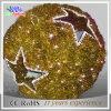 Lichten van de Ballen van het mooie Decoratieve LEIDENE van de Tuin Motief van Kerstmis 3D