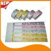 Pulsera de papel de los Wristbands de la identificación del VIP del partido de Tyvek Customed de la hospitalidad (E3000-1-93)