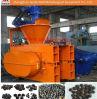 2017 Venta caliente de cartón de aserrín de carbón de leña de biomasa Chip máquina de fabricación de briquetas de estiércol