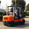 van Road Forklift, Four Wheel Drive, Dieselmotor Power