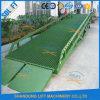 Rampa di caricamento idraulica mobile del bacino con CE