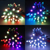 5V IP68 de la luz de árbol de 50pcs/Cadena Luz de Navidad