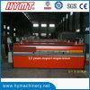 Máquina de estaca da placa de metal QH11D-3.2X2500/máquina de corte mecânica