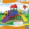 高品質の幼児の屋外のプラスチック遊園地装置