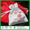Изготовленный на заказ выдвиженческий Silk мешок подарка сатинировки
