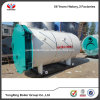 Wnsシリーズ0.5-20tons/H PLCのインテリジェント制御のディーゼル燃料の石油燃焼の蒸気ボイラ