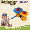 Prodotti educativi del bambino, giocattoli ecologici, mini giocattolo del fiore