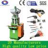 Power CordsのためのMicroプラスチックPVC Injection Molding Machine