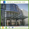 Edificio de la estructura de acero del marco del espacio de varios pisos