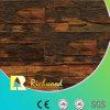 12,3mm Gumes Parafinado Gloss piso laminado de absorção sonora de Teca