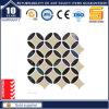Azulejo de mosaico de cristal de la mezcla de mármol EL4830