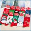 Выдвиженческий носок рождества подарка связанный оптом одевает носки