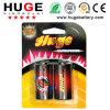 1.5V C Size Um-2 Carbon Zinc Dry Battery (R14C)