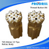 Rosca Button Bit, T45-64mm, Retrac, F/F, 13buttons