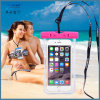Floatable Waterdichte Mobiele Telefoon doet de Droge Zak van de Zak in zakken