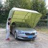يطوي سيّارة تغطية موقف خيمة حامل قفص من مأوى مرأب