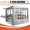 Abrigo caliente rotatorio del pegamento del derretimiento de OPP alrededor de la máquina de etiquetado (UT-12L)
