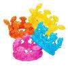 Пользовательские группы игрушки из ПВХ или подошва из термопластичного полиуретана надувные Короны