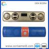 A fatura do molde morre a carcaça modelagem por injeção plástica para o altofalante de Bluetooth