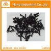Tornillo principal Torx negro del laminado M2X10 Csk del cinc mini