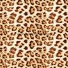 светлая печать Pigment&Disperse леопарда 100%Polyester напечатала ткань для комплекта постельных принадлежностей