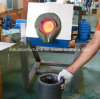 De energie Bewaarde Middelgrote Oven van de Inductie van het Smelten van metaal van het Schroot van de Frequentie