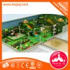 Tema dell'interno della giungla del campo da giuoco del bambino del gioco di alta qualità di Guangzhou del sistema del gioco del centro della strumentazione dell'interno dell'interno del gioco