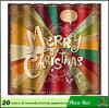 Metalltür-Zeichen-Halter, frohe Weihnacht-Dekoration-Zinn-Zeichen, hängende Abbildungen C78