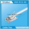 Type de blocage de rochet serre-câble d'acier inoxydable pour Shipbuliding