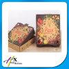 Atacado Custom Takeaway Corrugated Packaging Salad / Dessert Gift Paper Pizza Box