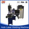 Máquina de soldadura 200W do laser da linha central da máquina 4 do CNC auto