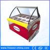 Machine de crême glacée de fabrication préservant le réfrigérateur