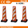 Traffic Safety Product Red & White di plastica pieghevole Pannello Delineator