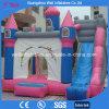 Corrediça de salto do castelo do castelo Bouncy inflável combinado