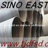 Tubo d'acciaio di vendita calda & migliore tubo dell'acciaio di spirale del nero di prezzi