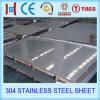 Feuille d'acier inoxydable de Tisco 304