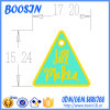 De Charme van het Embleem van de Vorm van de Driehoek van de douane voor Juwelen